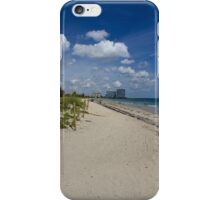 Summer day at the Beach iPhone Case/Skin