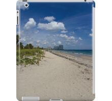 Summer day at the Beach iPad Case/Skin