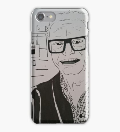 Chicago Cubs Harry Caray iPhone Case/Skin