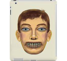 ricky (classic eggshell) iPad Case/Skin