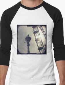 Light Fantastic Men's Baseball ¾ T-Shirt