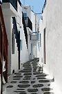 Streets of Mykonos  by imagic
