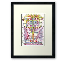 abstract VII Framed Print