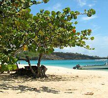 A Caribbean Beach Idyll - v.2 by Lorna81