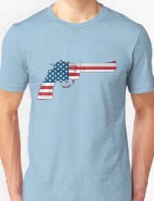 USA Gun T-Shirt