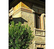 Italian Beauty - Montecatini, Tuscany Photographic Print