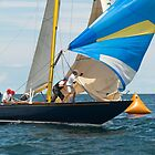 Severn II Round the offset mark by wolftinz