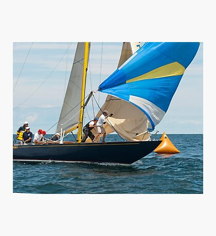 Severn II Round the offset mark Photographic Print