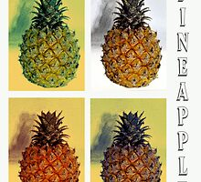 Collage-Pineapple by RosiLorz