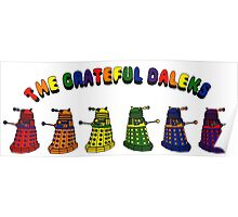 The Grateful Daleks Poster