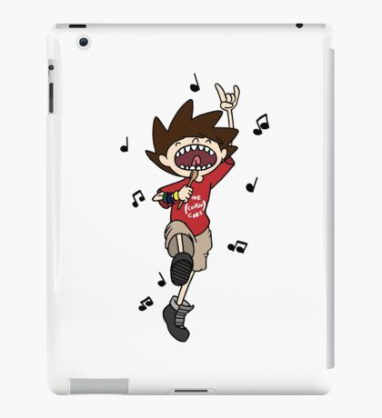 The rockstar that never was iPad Case/Skin