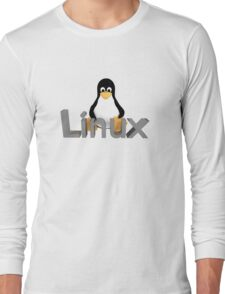Linux Long Sleeve T-Shirt