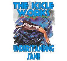 icicle works understanding jane Photographic Print
