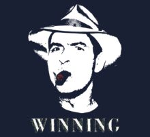 Charlie Sheen Winning Shirt T-Shirt