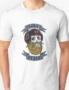 LOVE STINKS! Unisex T-Shirt