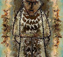 Figurine by rafi talby by RAFI TALBY