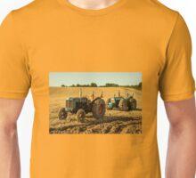 Golden Tractors  Unisex T-Shirt