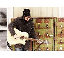 Mailbox Serenade Photographic Print