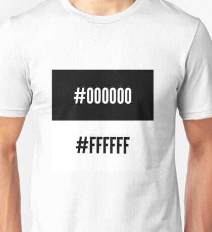 THE NBHD #000000 & #FFFFFF Unisex T-Shirt