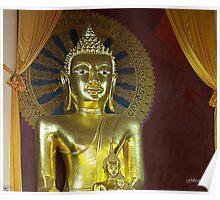 Buddha Altar - detail Poster