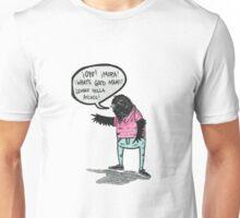 Boricua Pigeon Unisex T-Shirt