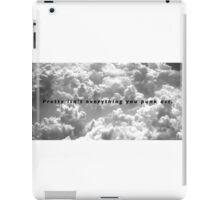 "The NBHD ""West Coast"" Clouds iPad Case/Skin"