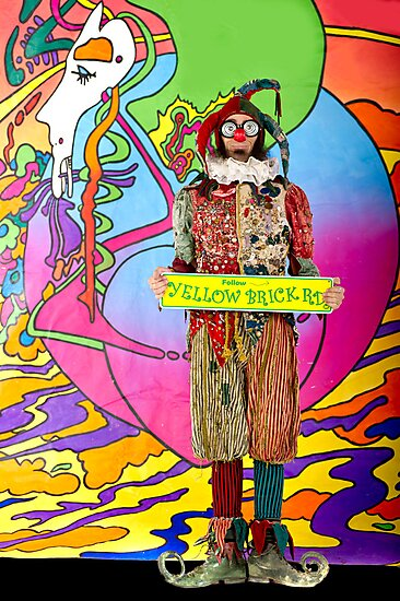 Follow The Yellow Brick Road? by Bobby Deal
