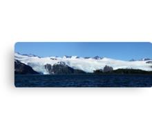 Blackstone Glacier Canvas Print