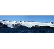 Blackstone Glacier Photographic Print