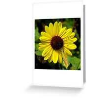 Yellow Symphony ~ Part One Greeting Card