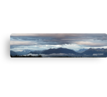 Alaskan Twilight Canvas Print