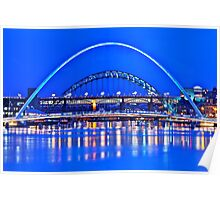 5 Bridges Poster