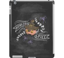 Pumpkaboo Spice  iPad Case/Skin