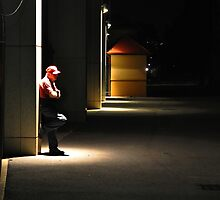 Loitering  by JaninesWorld
