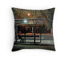 City Commuter Throw Pillow