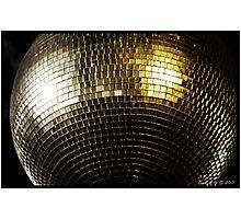 Disco Diva Photographic Print