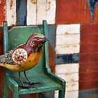 Vintage Bird by Reese Ferrier