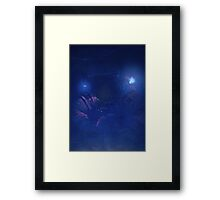 Spaceman 86 Framed Print