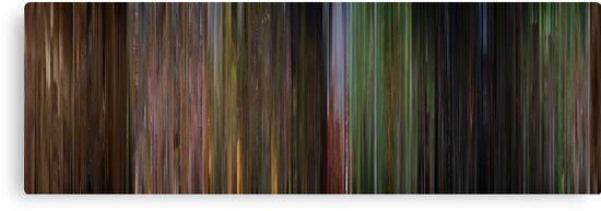 Moviebarcode: The Wizard of Oz (1939) by moviebarcode