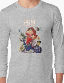 Meet The Feebles Long Sleeve T-Shirt