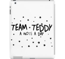 #TEAM TEDDY iPad Case/Skin