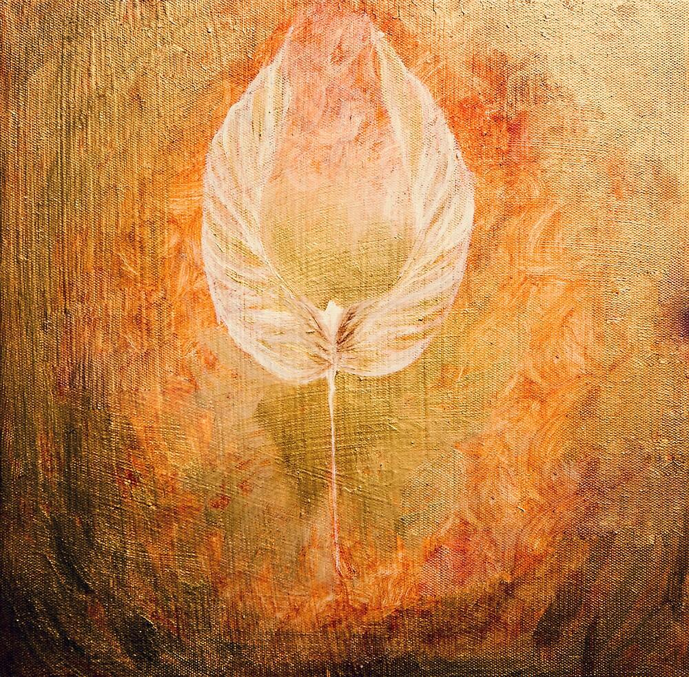 'Hamied - Angel Of Miracle' by Deborah Katherine Roe