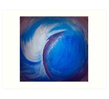 'Angel of Harmonious Love' Art Print