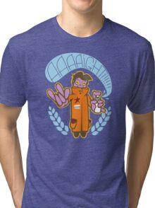 Aaaaight!!!! Tri-blend T-Shirt