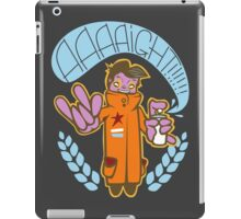Aaaaight!!!! iPad Case/Skin
