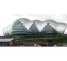 Tyneside Reflections  Photographic Print