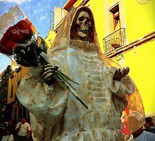 Santa Muerte by Skip Hunt