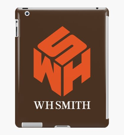 WH SMITH iPad Case/Skin