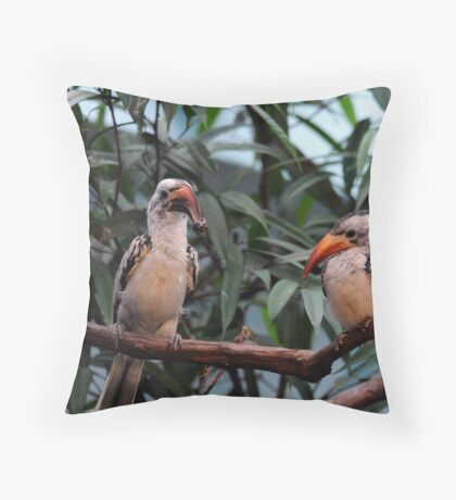Come on EAT Throw Pillow