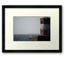 Fort Howard Tower Framed Print
